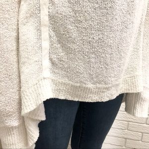 Free People Sweaters - Free People   Slouchy Cowl Neck Pullover Sweater